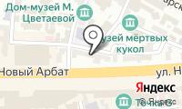 Universal-Pablic на карте