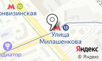 Осипов А.С. на карте