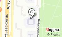 Средняя общеобразовательная школа №241 на карте