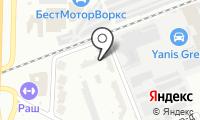 Стайлед на карте