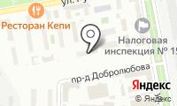 Детский сад №1262 на карте