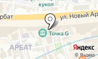 Arbat на карте