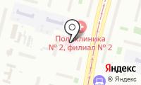 Детская поликлиника №129 на карте