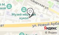 LoraClinic на карте
