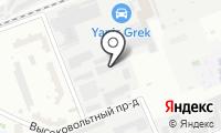 Брокус-Строй на карте