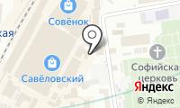 Wonderline на карте