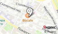 BBcafe на карте