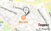 Посольство Республики Гана в г. Москве на карте