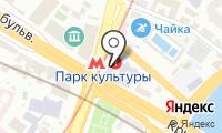 Дипломатическая академия МИД РФ на карте