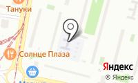Детский сад №917 на карте