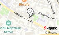 Открытая сцена на карте