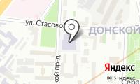 Средняя общеобразовательная школа №639 на карте