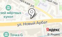 Дивафлора на карте
