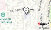 Средняя общеобразовательная школа №59 им. Н.В. Гоголя на карте