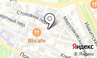 Поликлиника Минэкономразвития России на карте