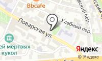Нотариус Карнаухова А.Э. на карте