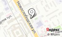 Приватная на карте