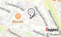 Альфа-95 на карте