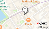Юниверсал Турс на карте