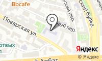 Средняя общеобразовательная школа №91 на карте