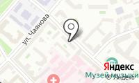 ГЗ электропривод на карте
