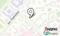 Детская городская поликлиника №32 на карте
