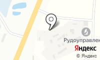 Почтовое отделение ГУБКИН 5 на карте