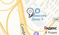 Лепной стиль на карте