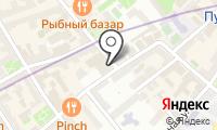 Кафе на Большом Палашевском переулке на карте
