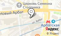 АДАМАС на карте