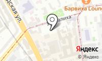 Автостоянка №51 на Палихе на карте