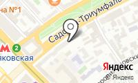 Нотариус Веселова Е.Н. на карте