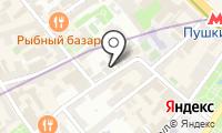 РУТАКС на карте