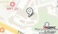ЭРБЭ Электромедицин на карте
