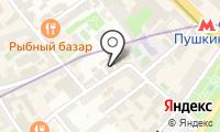 Сити Палас на карте