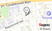 Дом на Тихвинской на карте