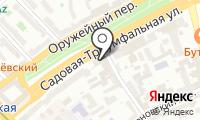 Министерство сельского хозяйства и продовольствия Московской области на карте