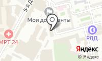 Пронто-Офис на карте