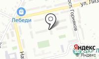 Почтовое отделение ГУБКИН 4 на карте
