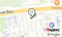 ЕЛАЗ на карте