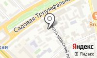 Правительство Московской области на карте