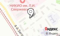 Инженерная служба Донского района на карте