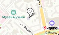Детский сад №1497 на карте