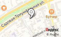 Спика инжиниринг на карте
