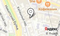 Посольство Эстонии в г. Москве на карте