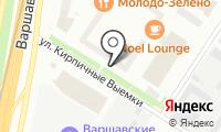 Веромед на карте