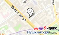 Rustex на карте