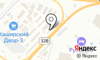 Магазин лакокрасочной продукции на карте
