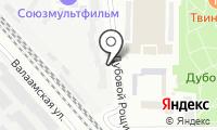 Петухов А.А. на карте
