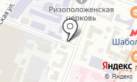 ЭвордсКрафт на карте